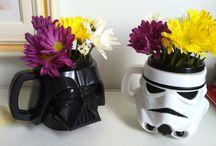 Star Wars day / Decoração Nerd