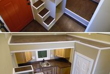 Tiny House - Stairs