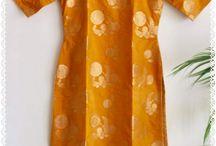 Ankuraa A Pure Silk Couture on Facebook for more designs~