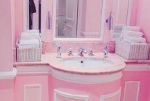 Girls bathroom ideas