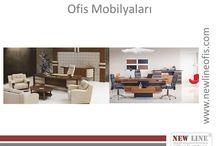 Ofis Mobilyaları / www.newlineofis.com