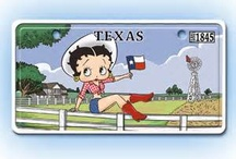 Betty Boop - A nickname for me! :) / by Betty Tindle