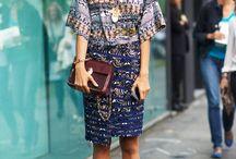 Street fashion inspo / Fashionistas
