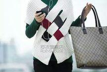 жилет- шарф
