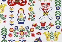 Fabric for Crafts and Parties / by Restless Risa