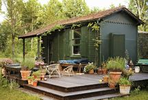 My Future Cabin in the Woods / by Candace J Metzger | Artist & Designer
