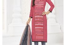 2681 SHREE GANESH COTTON CASUAL SALWAR KAMEEZ MATERIAL / GunjFashion focus is on quality-certified products, on-time delivery, special offers, festive discounts and assured to be the hottest online platform for trend-setters! We have an exquisite collection of designer trendy wear to attracts to one & all. This Unstiched salwar suits is comfortable to wear all days long and the combination of color rise your beauty ahead.