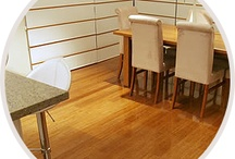 FLOOR COVERINGS / A selection of floor coverings available in AHC houses