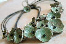 keramika šperky