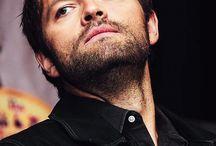 Castiel / Misha!!!!