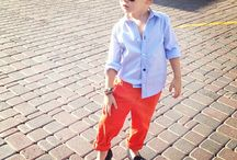 Connor Style / by Monica Ghioc-Brickley