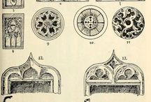 Gothic Style Patterns/Shapes