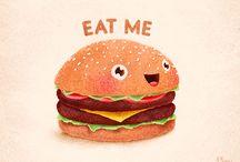 Burgers, baby / Burgers lovers