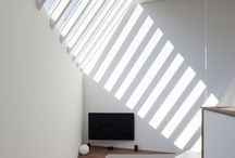 Interesting architecture and interior design
