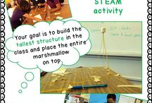 EMW - STEM Activities / Activities that are easy for teachers to do to encourage STEM thinking and doing in class