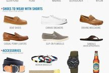 Summer casual wear for older men's clothes