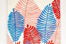 Forest Life / Illustration Inspiration