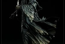 Favorite Action Figures & Statue