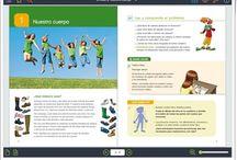 3º Naturales Unidades Didácticas / Material complementario para el desarrollo de las Unidades Didácticas de Ciencias de la Naturaleza de 3º Nivel de Educación Primaria. Juegos, actividades interactivas y materiales didácticos.