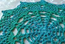My Cotton Crochet / Doilies, shawls and more, all in cotton or light yarn...