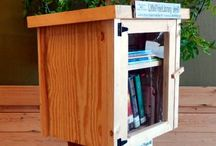 Little Free Library and Community Message Board / Project for Trinidad and Tobago