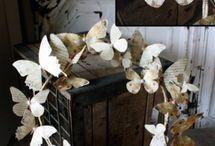 Corona farfalle / Farfalle