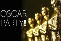 Academy Awards/Oscar Party / Ideas for hosting your own at-home Oscar viewing party.