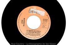 Joe Dassin 45T - Singles International / SP, EP, Maxi, Promo, Hors Commerce, Publicitaire...