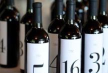 Table Number Fun / Numbering the tables for your wedding or party doesn't have to be boring!