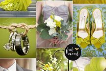 Wedding Colors - Chartreuse