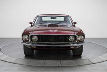 Car Mustang