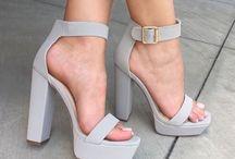Zapatillas (heels)