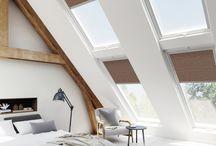 Ideas for Velux windows