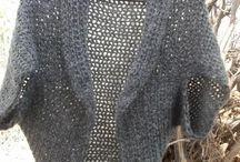INSPIRACE pro plnoštíhlé / i ženy plnoštíhlé mohou mít háčkované či pletené věci, proto jsem se rozhodla že některé vložím,které jsem našla