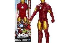 Personaggi Marvel Capita America Civi War Avengers / Raccolta di tante idee regalo, giochi, giocattoli degli Avengers e dei principali protagonisti dei film Marve 100% originali!