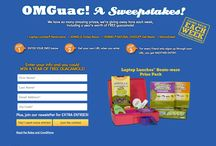 #OMGuac! A Sweepstakes! / by Mary Stovall