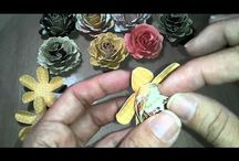 Tutorials for Art and craft things
