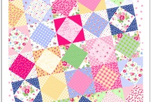 Quilts I designed with LakeHouse fabrics