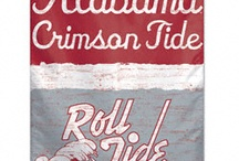 ROLL TIDE! / by Anita Driggers