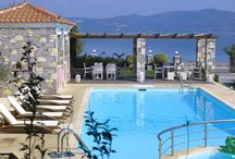 The pool / Freshen yourself or relax by the pool of Aeolis Apartments & Studios!
