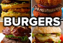 6 burger recipes