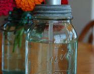 I ❤️ glass jar / The many ways of the humble glass jars