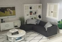 dollhouse living room ideas