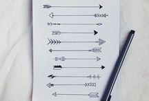Psaní a kreslení