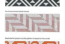 tukutuku patterns