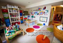 Learning Environments / by The Classroom Creative