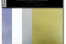 Craft Supplies Glitter Paper / Craft supplies glitter paper for your handmade craft projects. For your handmade crafts. Good quality Good Value.