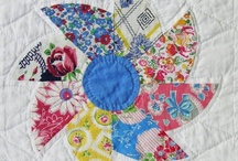 SEWING-QUILTING / by Joanne Erickson