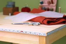 Sewing table idea & more