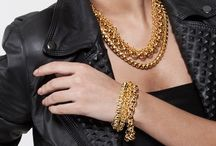 Endless / A spectacular range of bold chain link bracelets and necklaces in 9ct gold and 18ct gold vermeil.